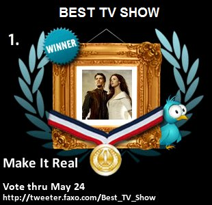 Vote for Legend of the Seeker in Faxo's Best TV Show Contest through May 24, 2010
