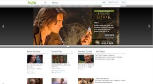 Hulu features the final episode of Legend of the Seeker